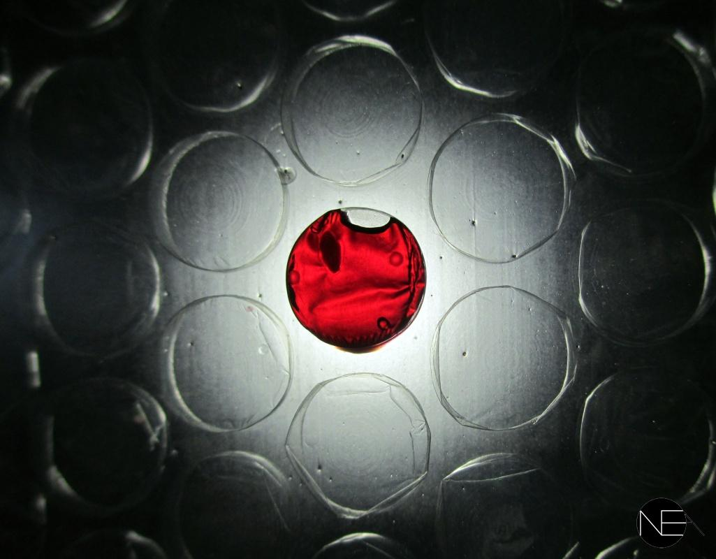 Bloody bubbles by NEA